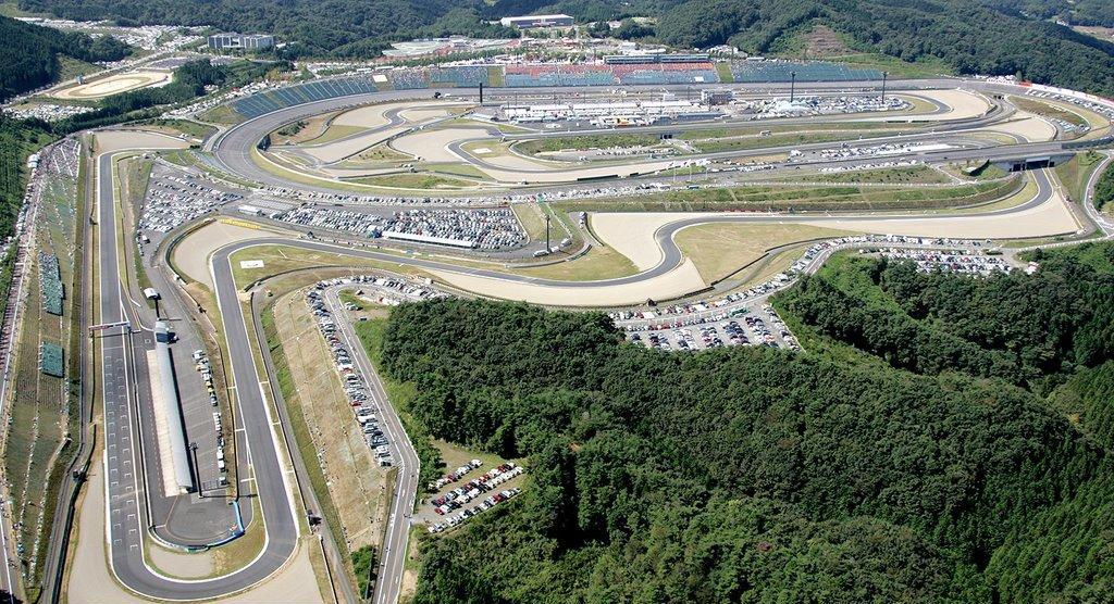 Circuito Japon : Horarios y circuito del gran premio de japon revista de coches