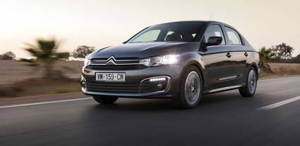 Ya se pueden realizar pedidos del nuevo Citroën C-Elysée