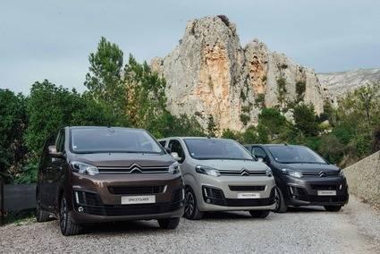 Nueva Citroën Spacetourer desde 24.190 Euros