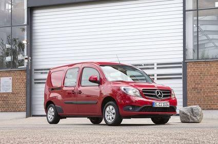 Nueva Mercedes Citan, desde 14.803 euros