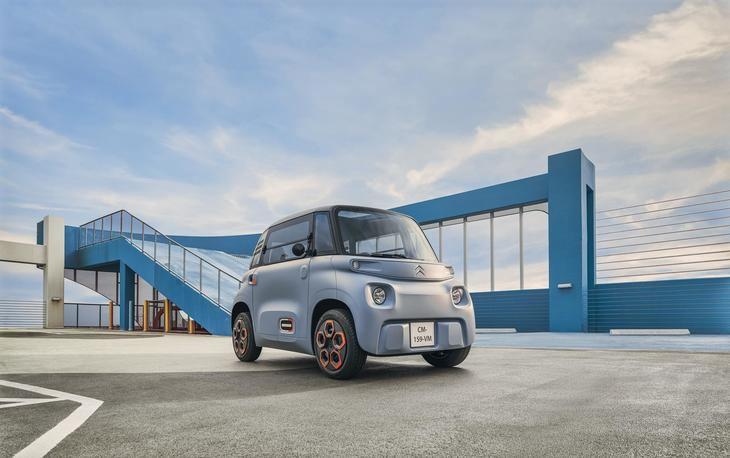Citroën Ami, sólo para ciudad por 6.000 €