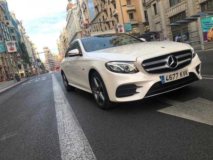 Nuevo Mercedes-Benz Clase E 300 de