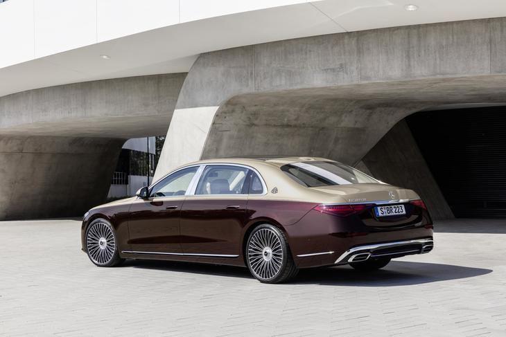 Nueva Clase S Mercedes-Maybach ideal para viajar con chófer