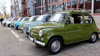 ClassicAuto Madrid con coches de calle y deportivos