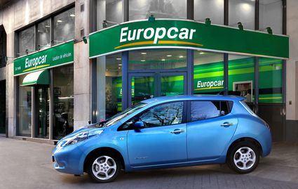 """La facturación de los """"rent a car"""" cae a los 480 millones en 2020"""