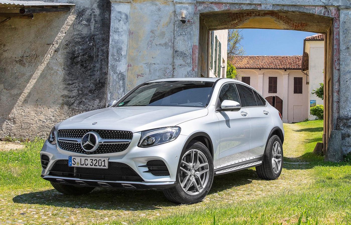 Mercedes glc coup superior al bmw x4 revista de coches for Mercedes benz glc precio