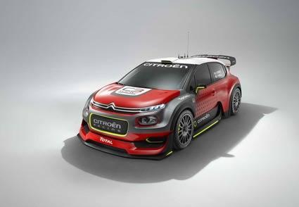 Presentación mundial del Citrën concept C3 WRC