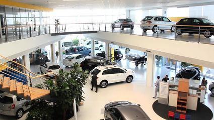 Las caída de las matriculaciones de vehículos superan el 20% en mayo
