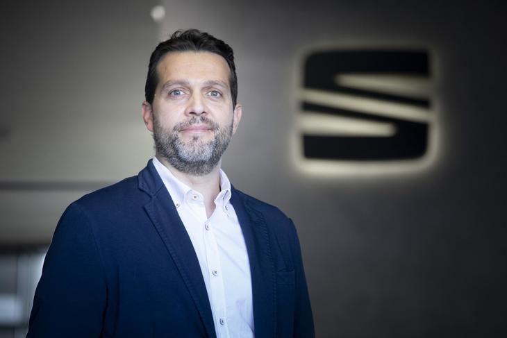 Cristian Calvo nuevo director de Marketing de SEAT España