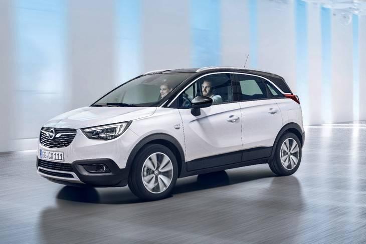 Nuevo Opel Crossland X desde 18.042 euros