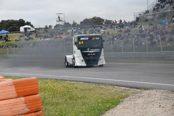 Las carreras volvieron al circuito del Jarama
