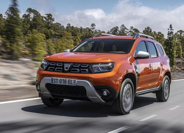Dacia Duster 2022, todocamino low cost