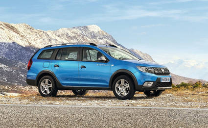 Nuevo Dacia Logan MCV Stepway, la familia crece