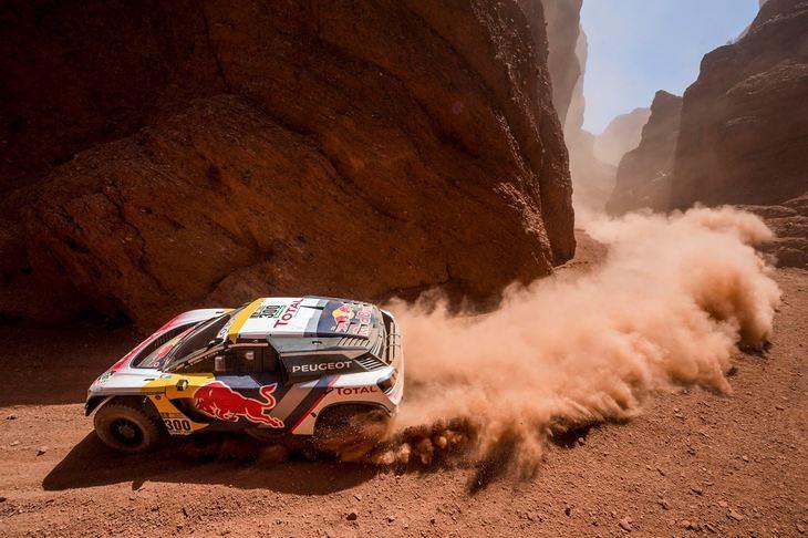 El Dakar 2019 sólo en Perú y con 10 etapas