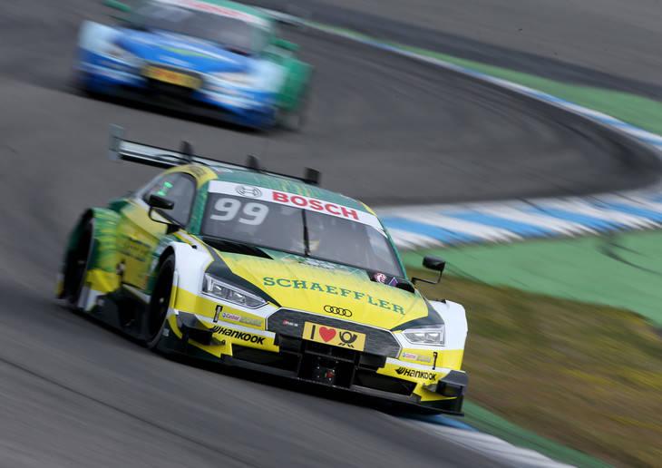 Debuta el Audi RS 5 DTM
