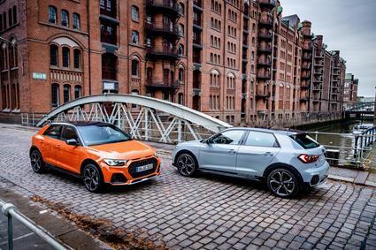 Audi A1 citycarver el más polivalente de la gama A1 desde 24.200 euros