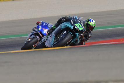 Morbidelli gana el Gran Premio de Teruel de MotoGP