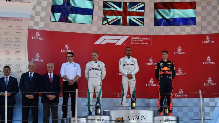 GP de España: Hamilton es el rey de Montmeló