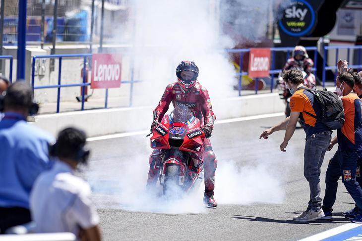 Jack Miller se hace con la victoria del Gran Premio de España de MotoGP
