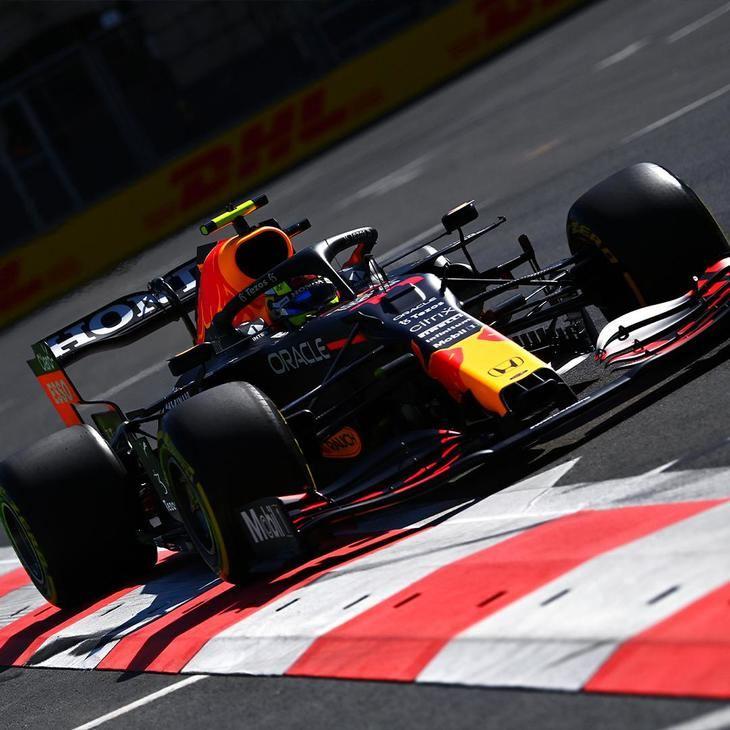 Pérez encabeza el primer día en el Gran Premio de Azerbaiyán