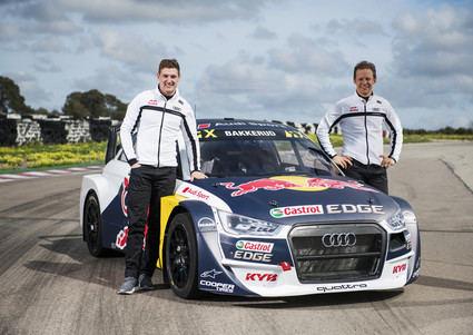 Todo listo en EKS Audi Sport para 2018