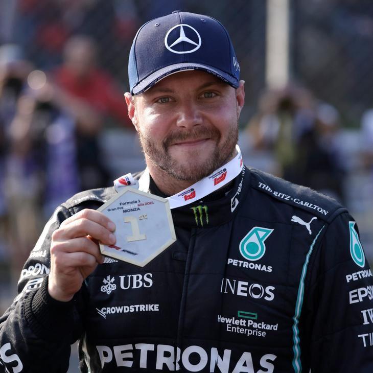 """Bottas ganó la carrera Sprint, pero Verstappen partirá desde """"pole"""""""