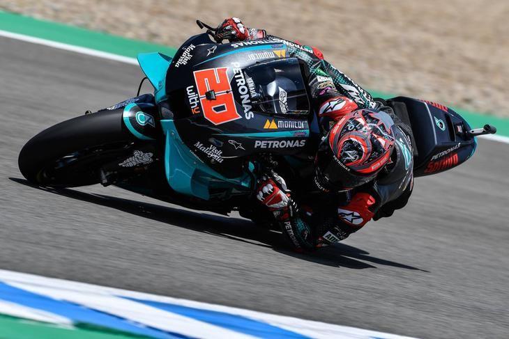 Quartararo pole y récord en el Gran Premio de España