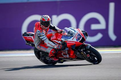 Miller se exhibe en la primera jornada del Gran Premio de Francia