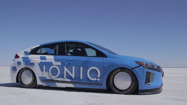 El coche híbrido más rapido del mundo