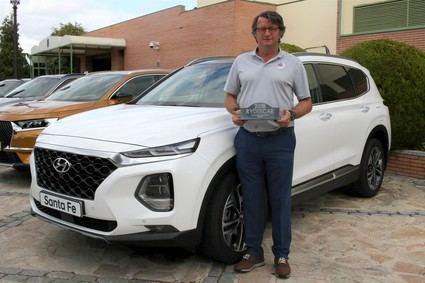 """El Hyundai Santa Fe elegido su """"Coche Ideal"""""""