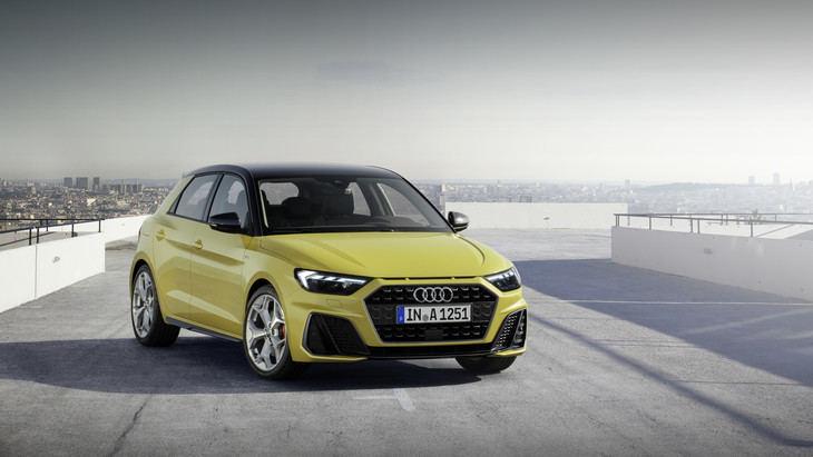 Nuevo Audi A1 Sportback ideal para uso urbano
