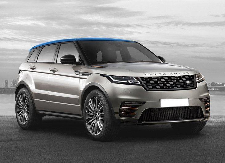 Nuevo Land Rover Evoque