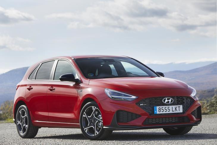 Nuevo Hyundai i30 con la versión deportiva N Line