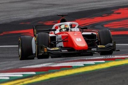 Gran Remontada de Roberto Merhi en Red Bull Ring