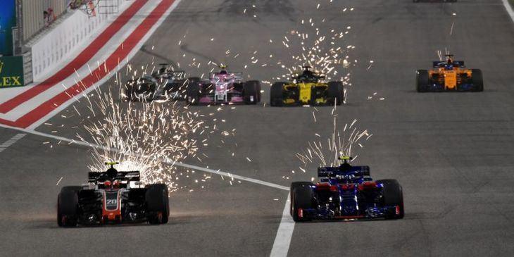 GP de Bahrein F1: Horarios y neumáticos
