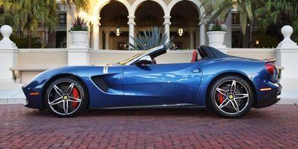 Ferrari adjudica la primera unidad del F60 America