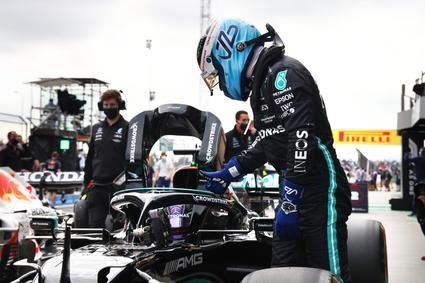 Bottas logra la pole en el GP de Turquía tras la penalización a Hamilton