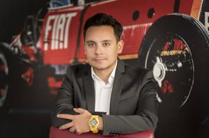 Guillermo Garc�a Alfons�n, nuevo director de comunicaci�n de Fiat Chrysler Automobiles Spain