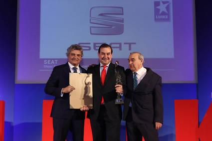 Entrega de los Premios Luike Estrellas