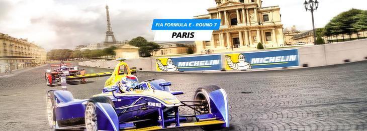 ePrix de Paris: Horarios