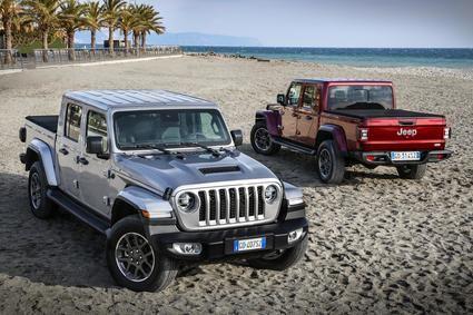Jeep Gladiator, un pick-up con ADN de leyenda