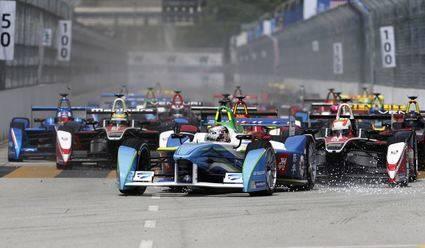 Fórmula E frente a Fórmula 1