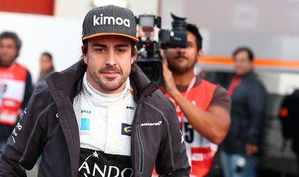 Alonso y la nueva McLaren