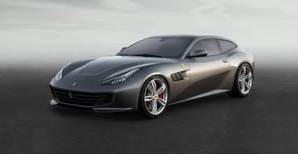 �Conoces el nuevo Ferrari que reemplaza al FF?