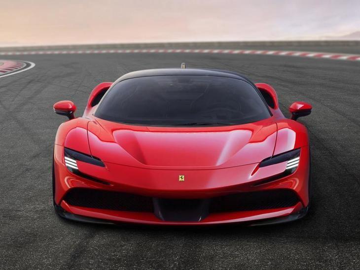 Ferrari SF 90 Stradale el último superdeportivo