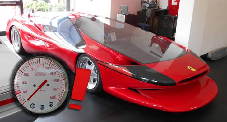 Ferrari Testa D´Oro