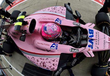 Force India puede cambiar de dueño esta semana por 223 millones de euros