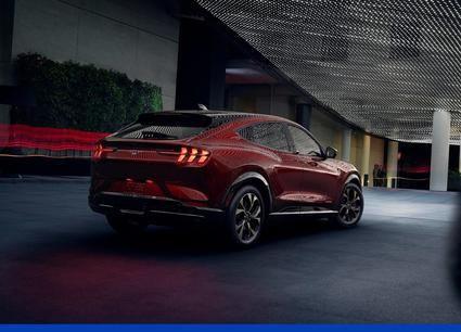 Ford Mustang Mach-E, el comienzo de una nueva era para Ford