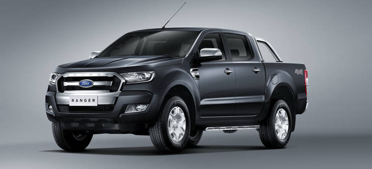 Llega el nuevo Ford Ranger 2015