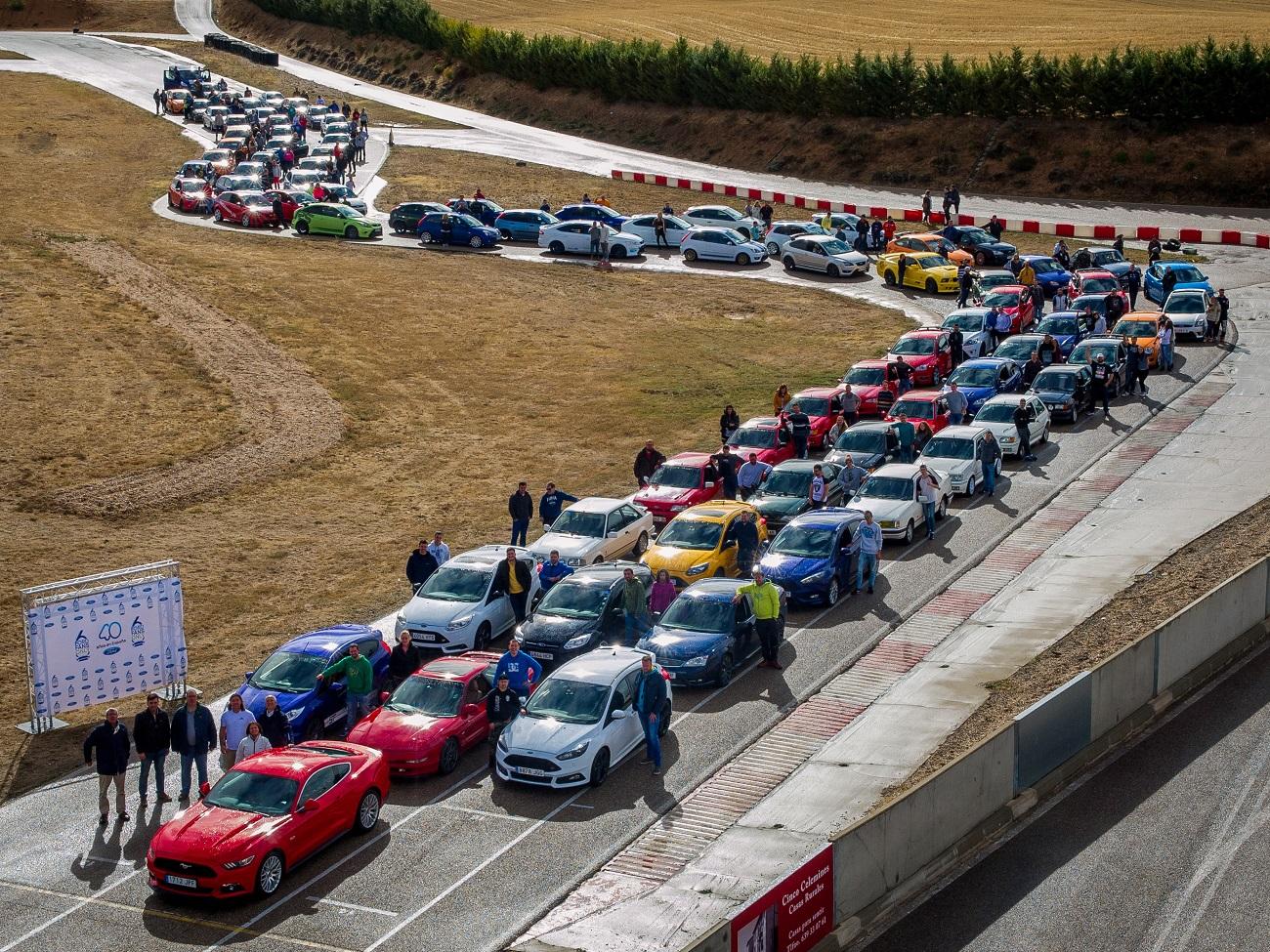 Circuito Kotarr : Circuito kotarr ford fans only reúne a clubes ford de toda españa